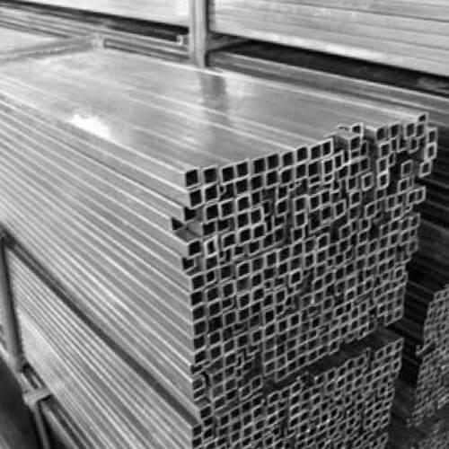 Труба профильная из нержавеющей стали