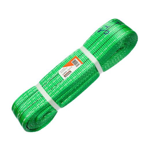 Петлевой текстильный строп