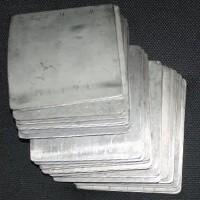 Пластина титановая