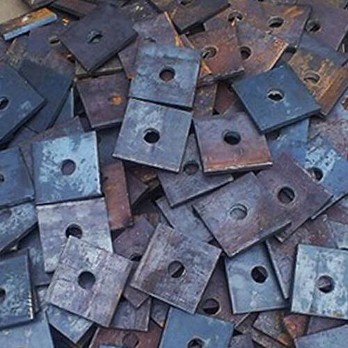 Анкерные стальные плиты