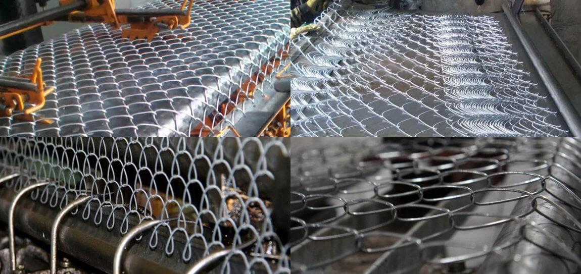 Производство сетки