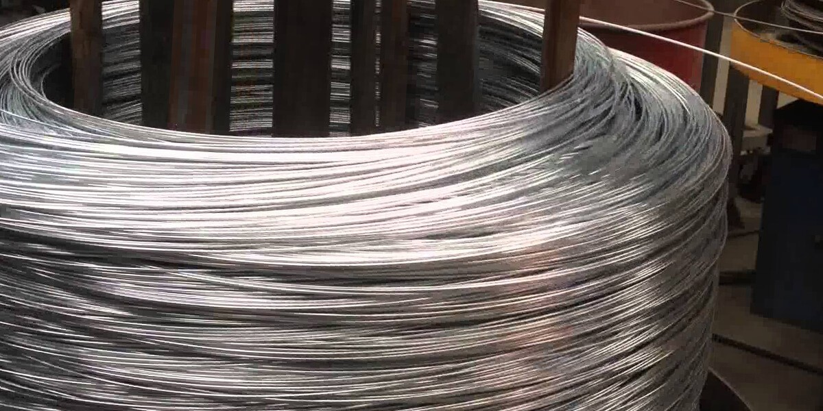 Проволока пружинная