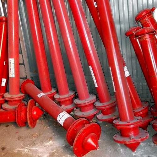 Пожарный гидрант стальной