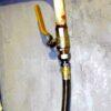 Как перенести газовые трубы