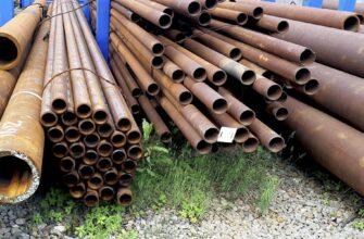 Применение стальной трубы в промышленности