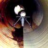 Санация трубопроводов нанесением ЦПП покрытий