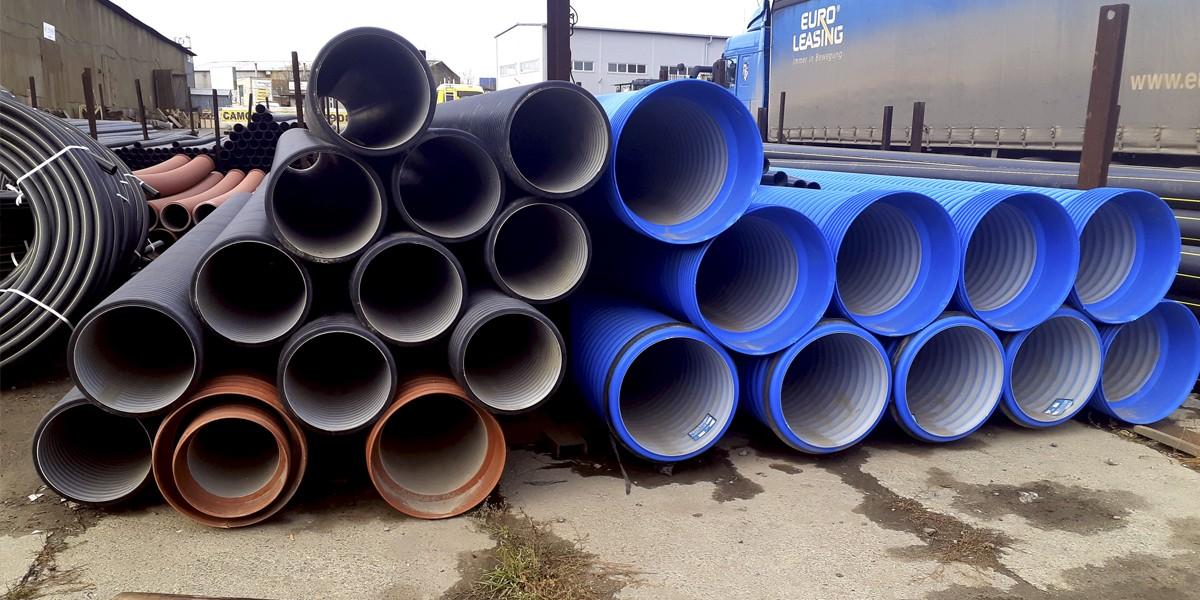 Трубы для канализации и водоотведения