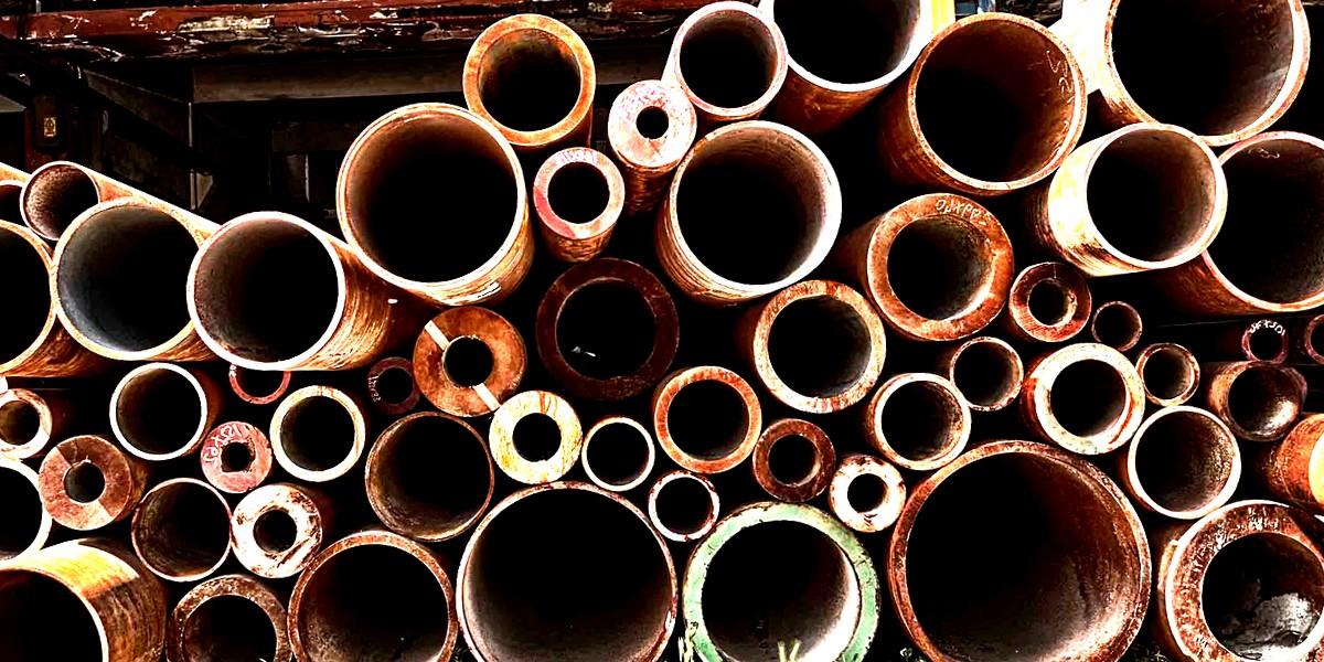 Возрождение труб бывших в употреблении